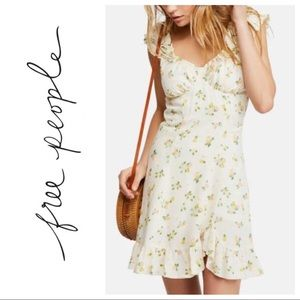 New $108 Free People Like a Lady Dress in🌵Flower